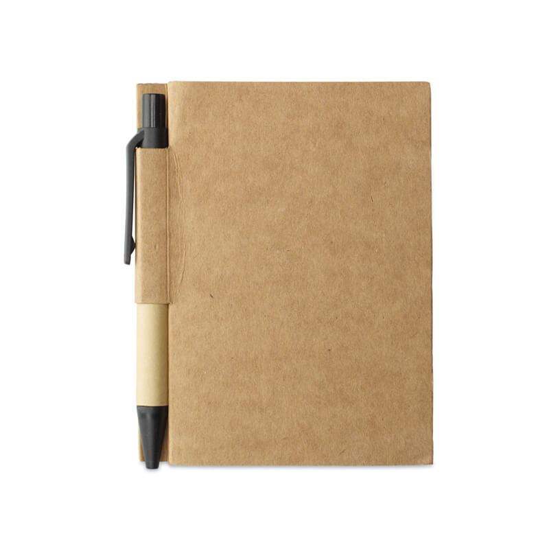 Carnet personnalisable - Bloc-notes et mini-stylo Cartopad