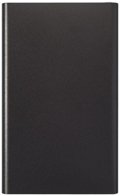 Chargeur publicitaire - Batterie de secours publicitaire 4000 mAh Pep - noir