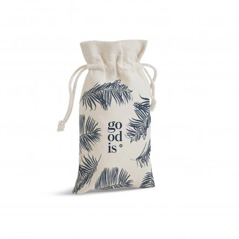 Petit sac en coton Bobags personnalisé