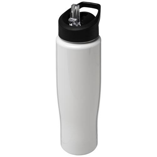 Gourde de sport publicitaire H2O Tempo® 700 ml avec couvercle à bec verseur - Objet publicitaire événementiel