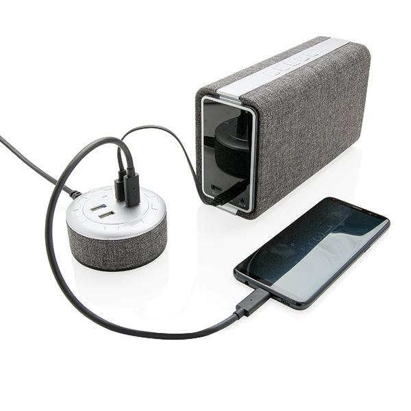 Objet publicitaire - Hub publicitaire USB Vogue