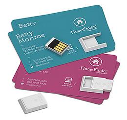 Clé USB publicitaire SIM prête à coller  - objet publicitaire