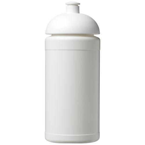 Gourde sport publicitaire Baseline® Plus 500 ml avec couvercle dôme - Bouteille de sport publicitaire