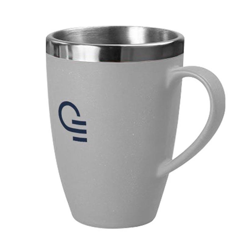 Mug publicitaire écologique Muglish - Cadeau d'entreprise écologique
