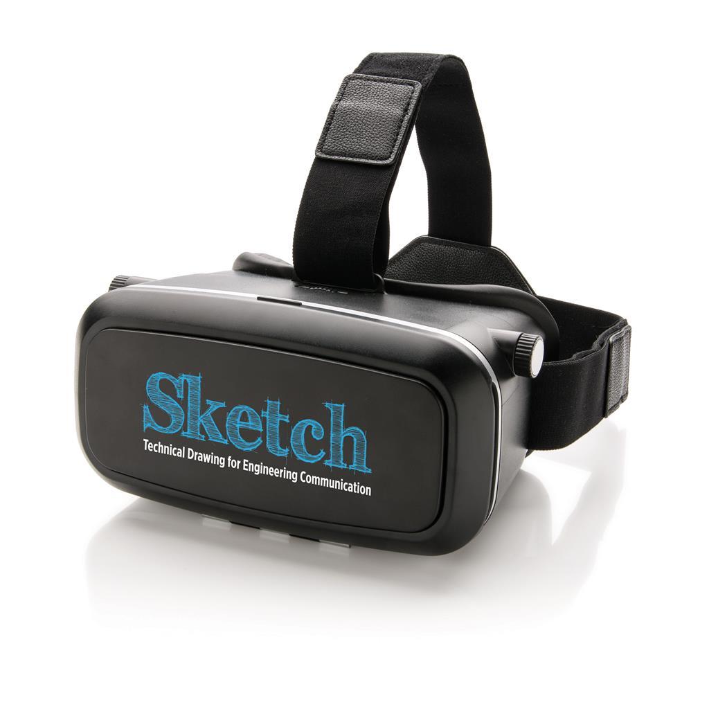 cadeau d'entreprise high-tech - lunettes de réalité virtuelle publicitaires