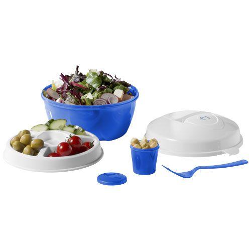 Lunch box personnalisée - Set saladier Ceasar