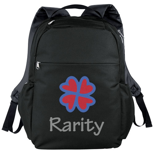 """sac à dos publicitaire ordinateur 15""""6 Arthon - sac ordinateur personnalisable"""