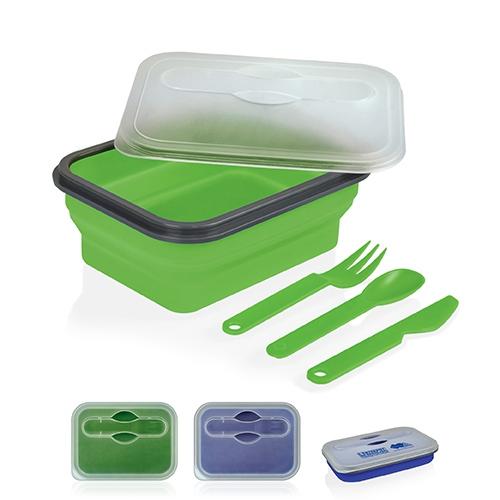 lunch box publicitaire Quiet - cadeau publicitaire