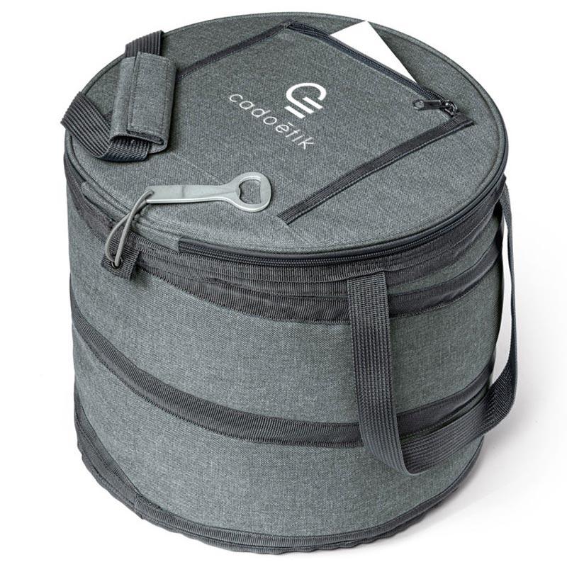 sac isotherme rond pliable Coast - avec votre logo