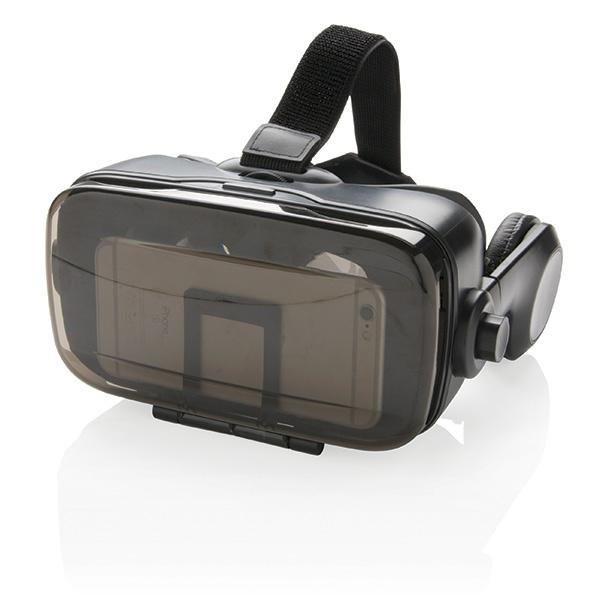 Lunettes de réalité virtuelle publicitaires Playing - cadeau d'entreprise high-tech