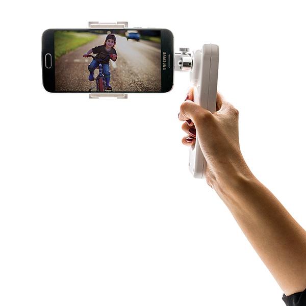 Cadeau publicitaire pour Noël - Stabilisateur pour smartphone Filma