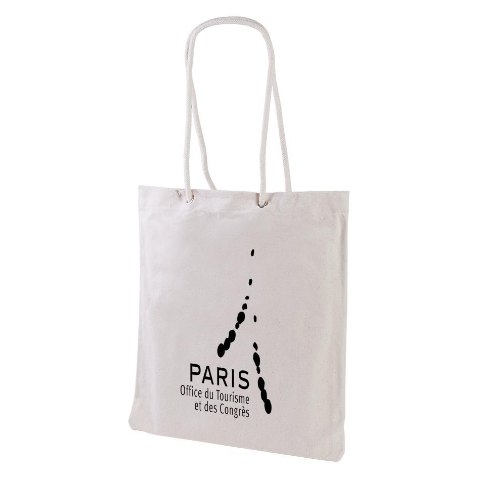 Sac shopping promotionnel écologique Femina - objet personnalisable écologique