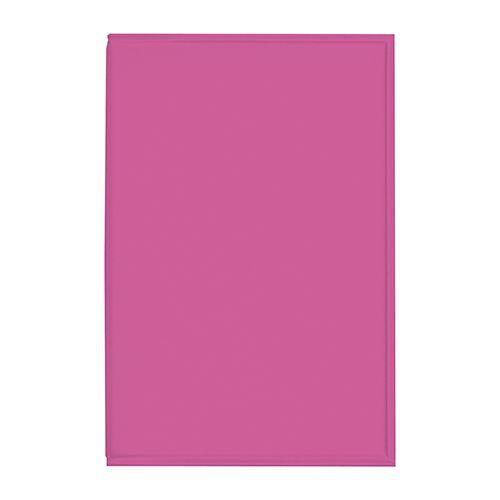 Etui cartes de crédit personnalisé Bily - Porte-cartes publicitaire rose