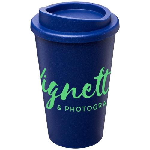 Gobelet double paroi personnalisé - Mug isotherme personnalisé Americano® Midnight 350 ml