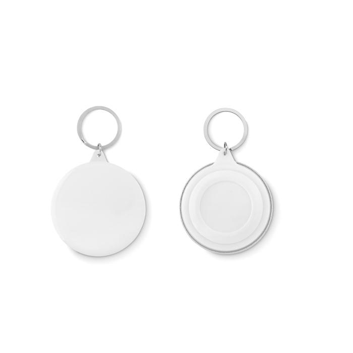 Goodies - Porte-clés Pins publicitaire Pin Ring