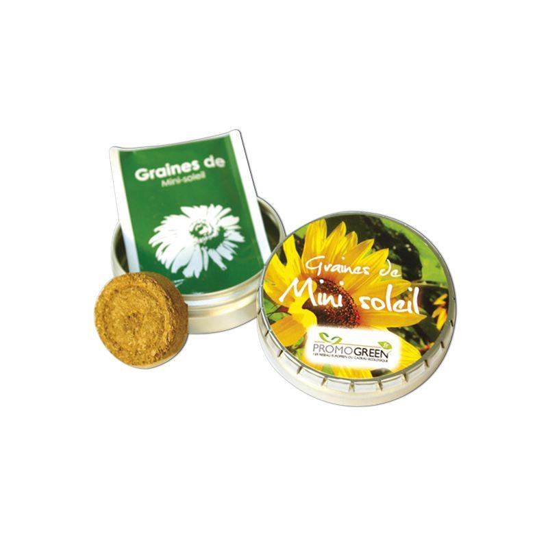 La Boîte à graines Clic-clac - goodies écologiques