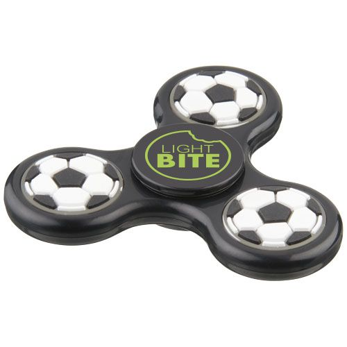 Goodies hand spinner - Toupie personnalisée anti-stress football
