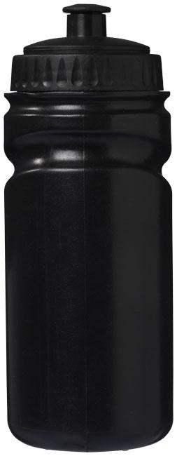Gourde publicitaire - Bidon sport personnalisable Easy Squeezy Color - noir