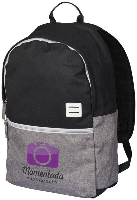"""Sac à dos pour ordinateur personnalisé 15"""" Oliver - sac à dos pour ordinateur publicitaire"""