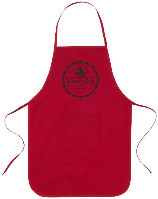 Tablier publicitaire pour enfant Giada - accessoire de cuisine personnalisable