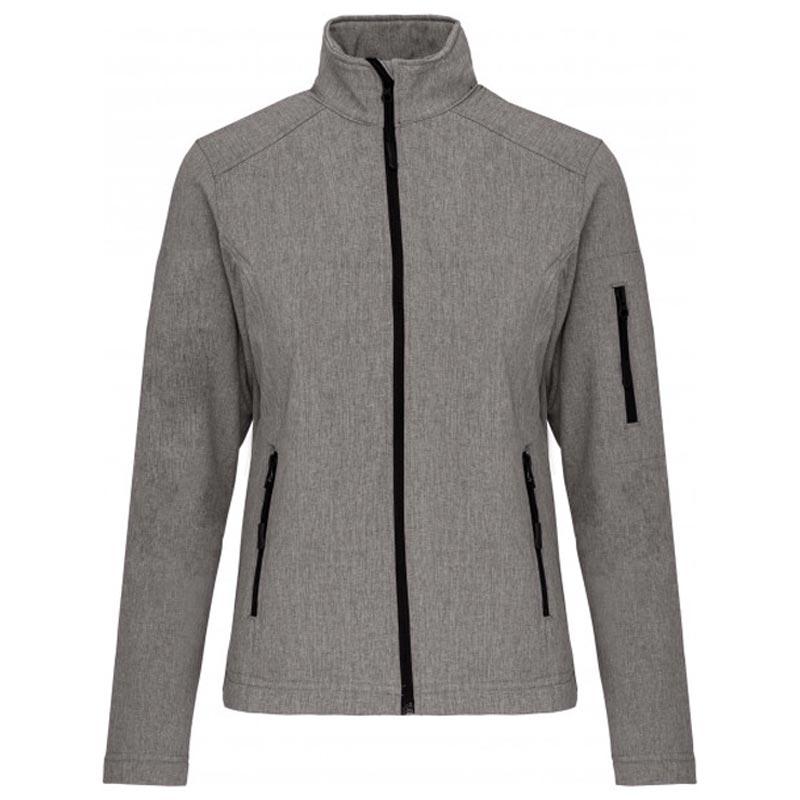 veste softshell personnalisée scott - textile promotionnel