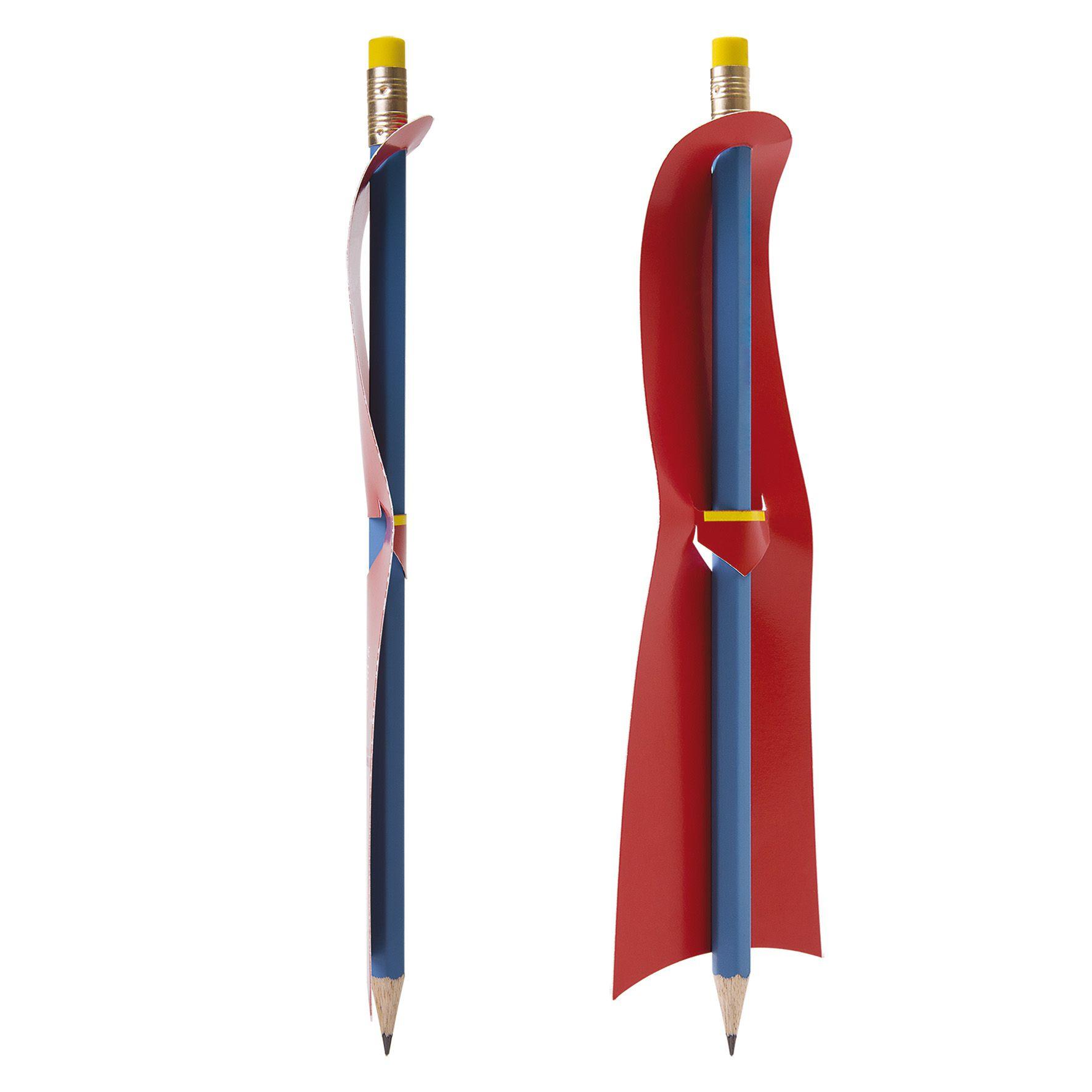Crayon à papier personnalisé écologique Supman