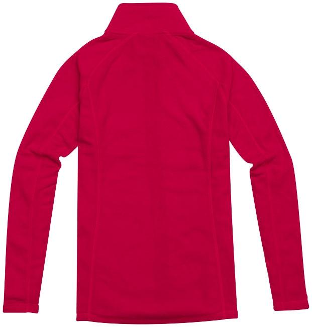 Veste polaire publicitaire femme Rixford rouge - veste personnalisable