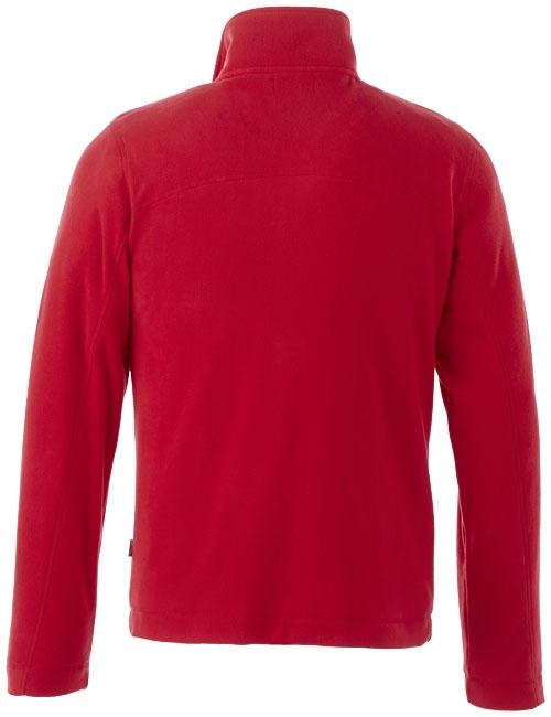 Textile promotionnel - Veste micro-polaire publicitaire homme Pitch