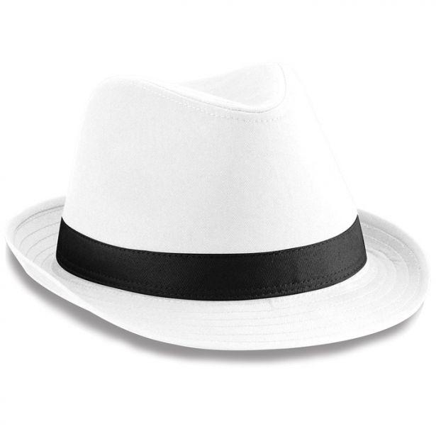 chapeau publicitaire Fedora - chapeau personnalisé