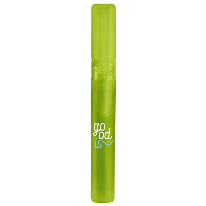 Goodies salon- Gel anti-bactérien personnalisé vaporisateur Aloe