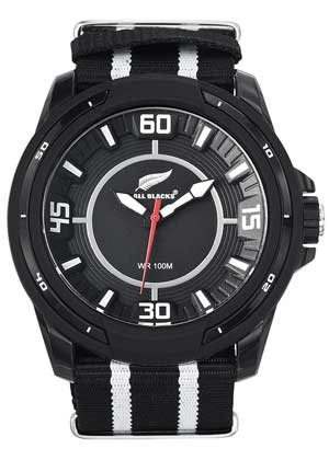 Cadeau promotionnel - Montre personnalisable All Blacks® Spring