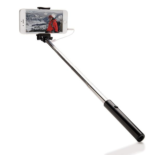 Perche à selfie publicitaire Pocket - objet publicitaire étudiants