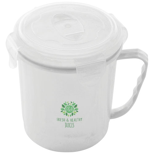 Boite alimentaire BPA free à personnaliser Billy - objet publicitaire