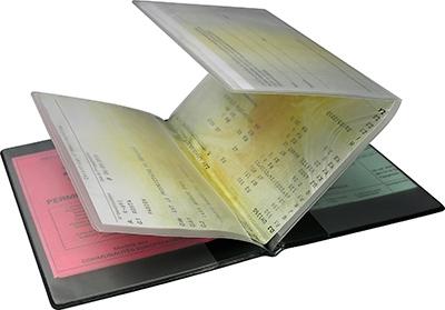Porte-documents personnalisableCONFERENCE - objet publicitaire pour voiture