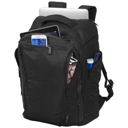 Cadeau d'entreprise - Sac à dos personnalisable pour ordinateur Deluxe