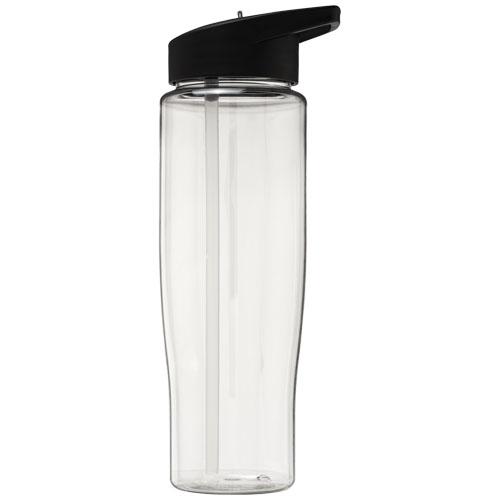 Bouteille publicitaire - Gourde de sport publicitaire H2O Tempo® 700 ml avec couvercle à bec verseur