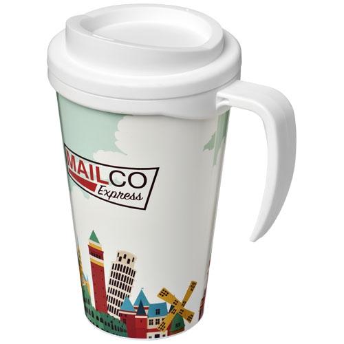 Mug publicitaire isotherme Brite-Americano® grande 350 ml