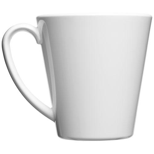 Mug personnalisé Supreme 350 ml - Mug publicitaire - blanc