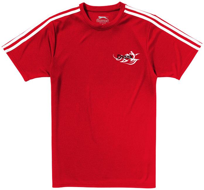 Tee-shirt promotionnel pour homme Slazenger™ Baseline - t-shirt publicitaire