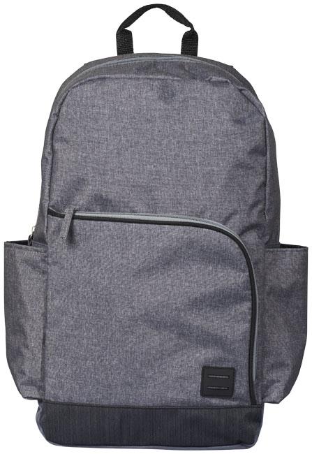 """Sac à dos pour ordinateur personnalisé 15"""" Grayson - sac à dos pour ordinateur personnalisable"""