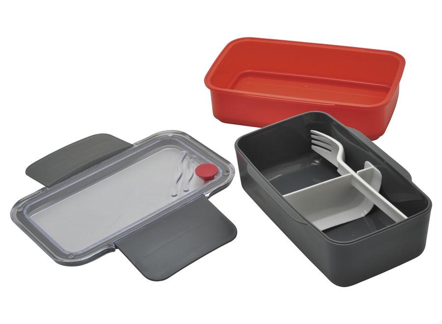 Lunch box publicitaire - Bento Kyoto - Accessoire de cuisine personnalisé