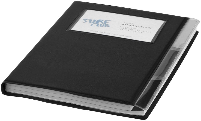 Carnet de notes publicitaire Tasker A5 - carnet personnalisable