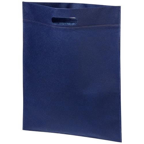 Sac shopping personnalisable Hello - sac shopping publicitaire bleu