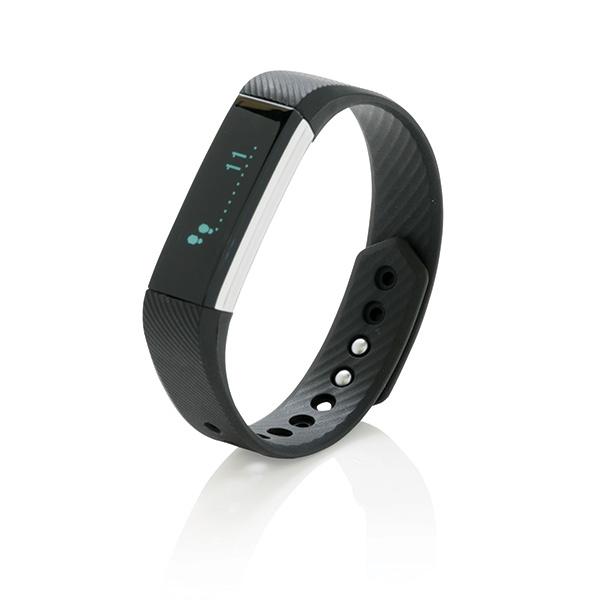 Bracelet connecté publicitaire Smart Fit - cadeau d'entreprise