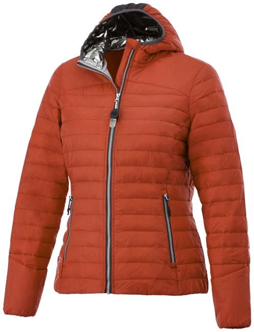 Doudoune personnalisable Silverton pour femme - manteau publicitaire