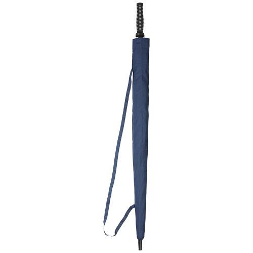 parapluie publicitaire toile noire Bedford - cadeau promotionnel