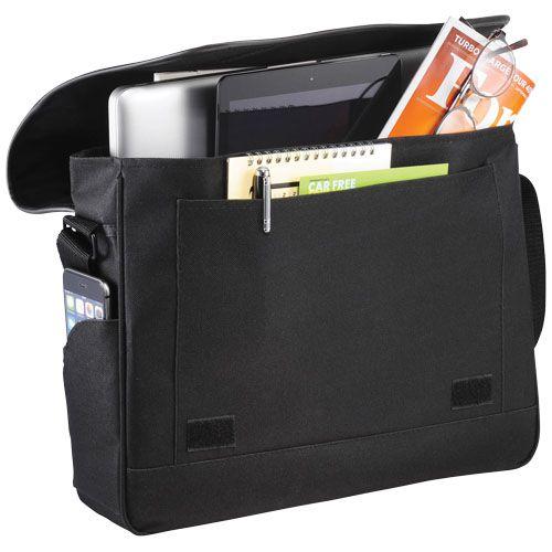 Sac personnalisé - Besace personnalisée pour ordinateur RFID Vault