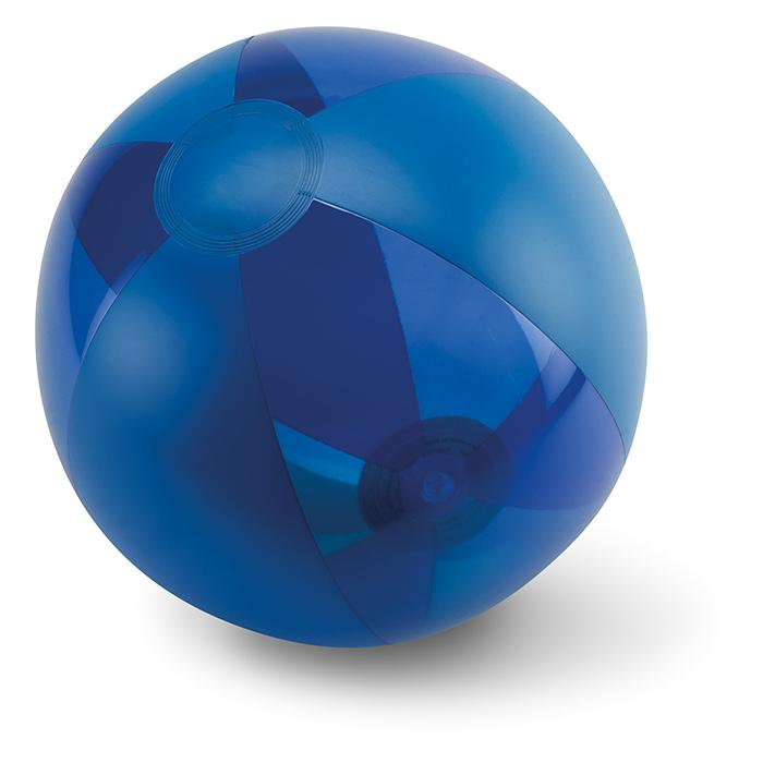 Ballon de plage publicitaire Aquatime bleu - Cadeau promotionnel