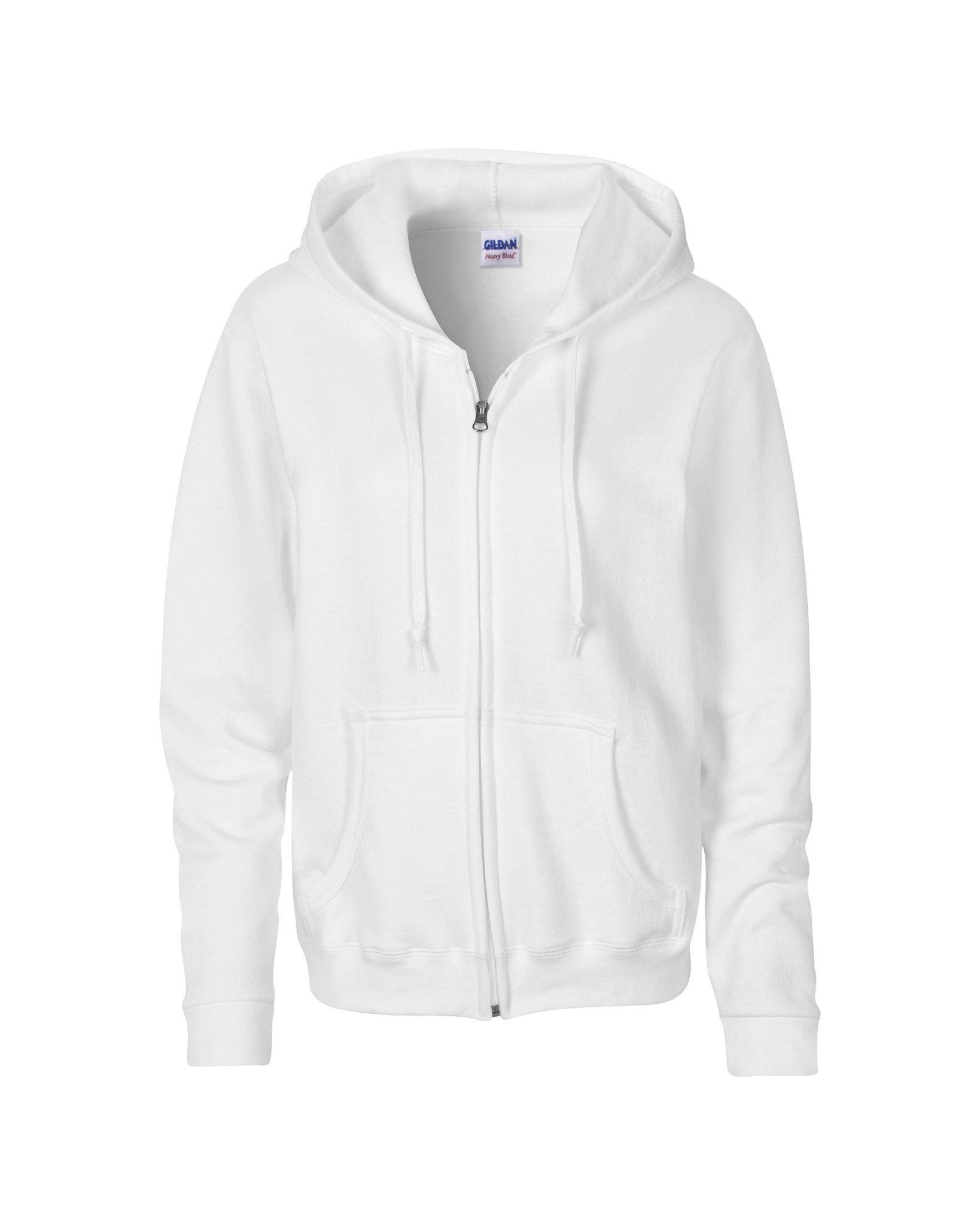 Sweatshirt promotionnel Heavy blendy navy - sweatshirt publicitaire