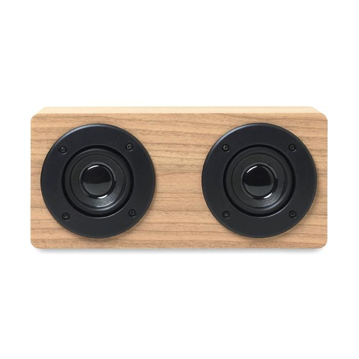 Haut-parleur publicitaire Bluetooth 2x3W Sonictwo - Cadeau d'entreprise